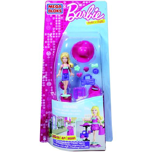Afbeelding van Mega Bloks Barbie & Friends Assorti