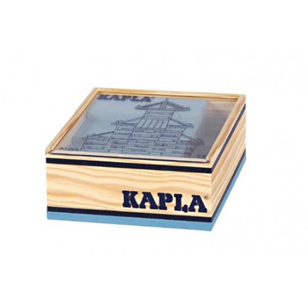 Afbeelding van Kapla 40 Lichtblauw In Kist