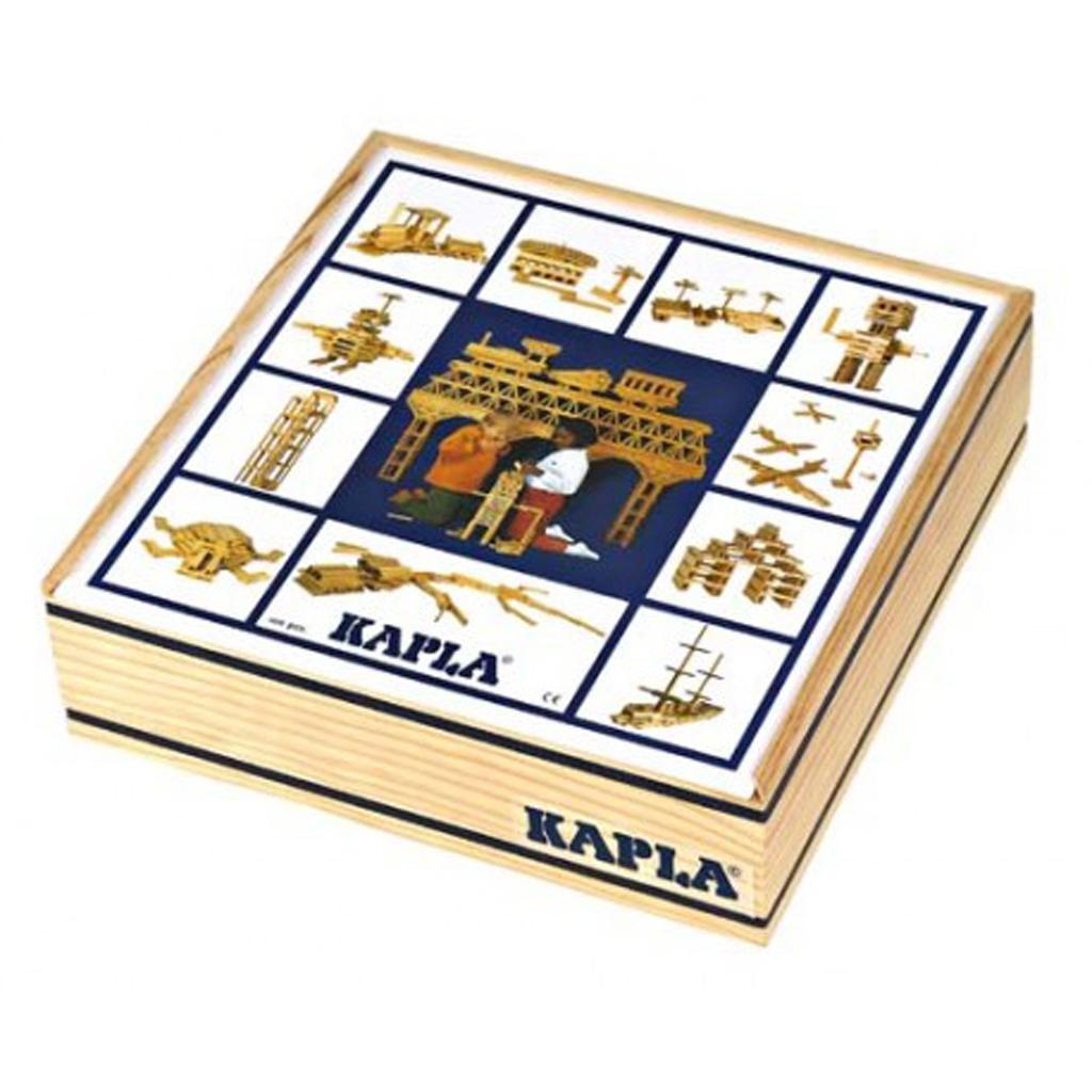 Afbeelding van Kapla 100 In Kist