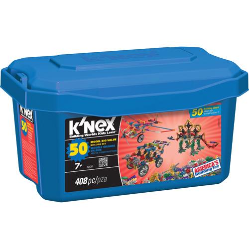Afbeelding van K'NEX Building Sets - 50 Model Big Value