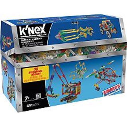 Afbeelding van K'NEX 35 Modellen Koffer Exclusief
