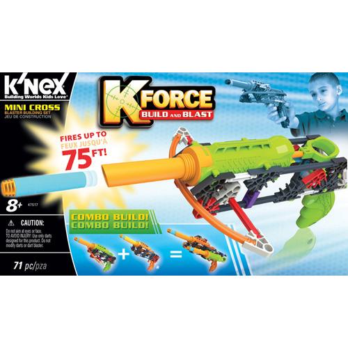 Afbeelding van K'NEX K-Force Mini Cross Blaster
