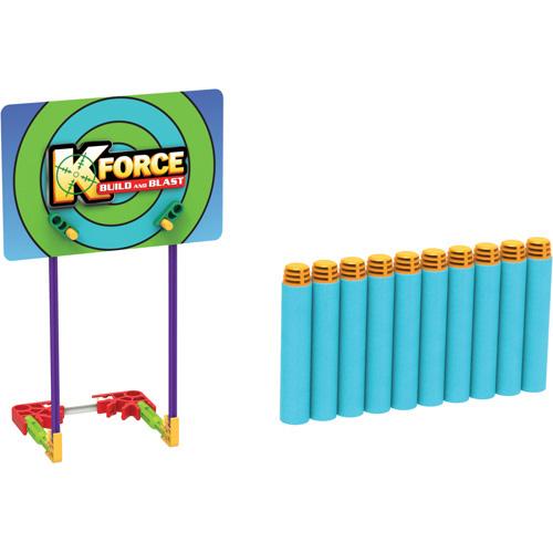 Afbeelding van K'NEX K-Force Dart Pack 10St Blaster