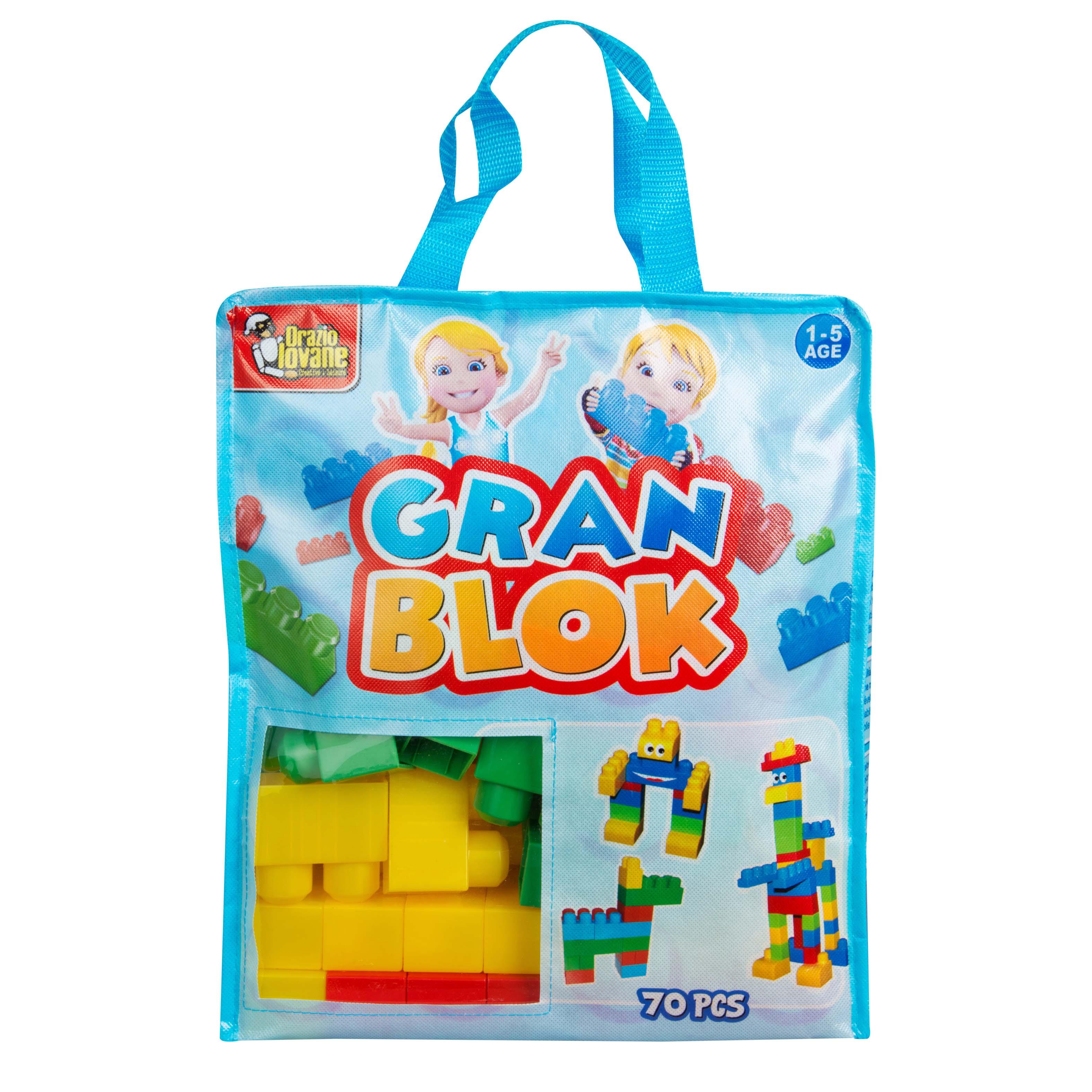 Afbeelding van Building Blocks 70 Delig