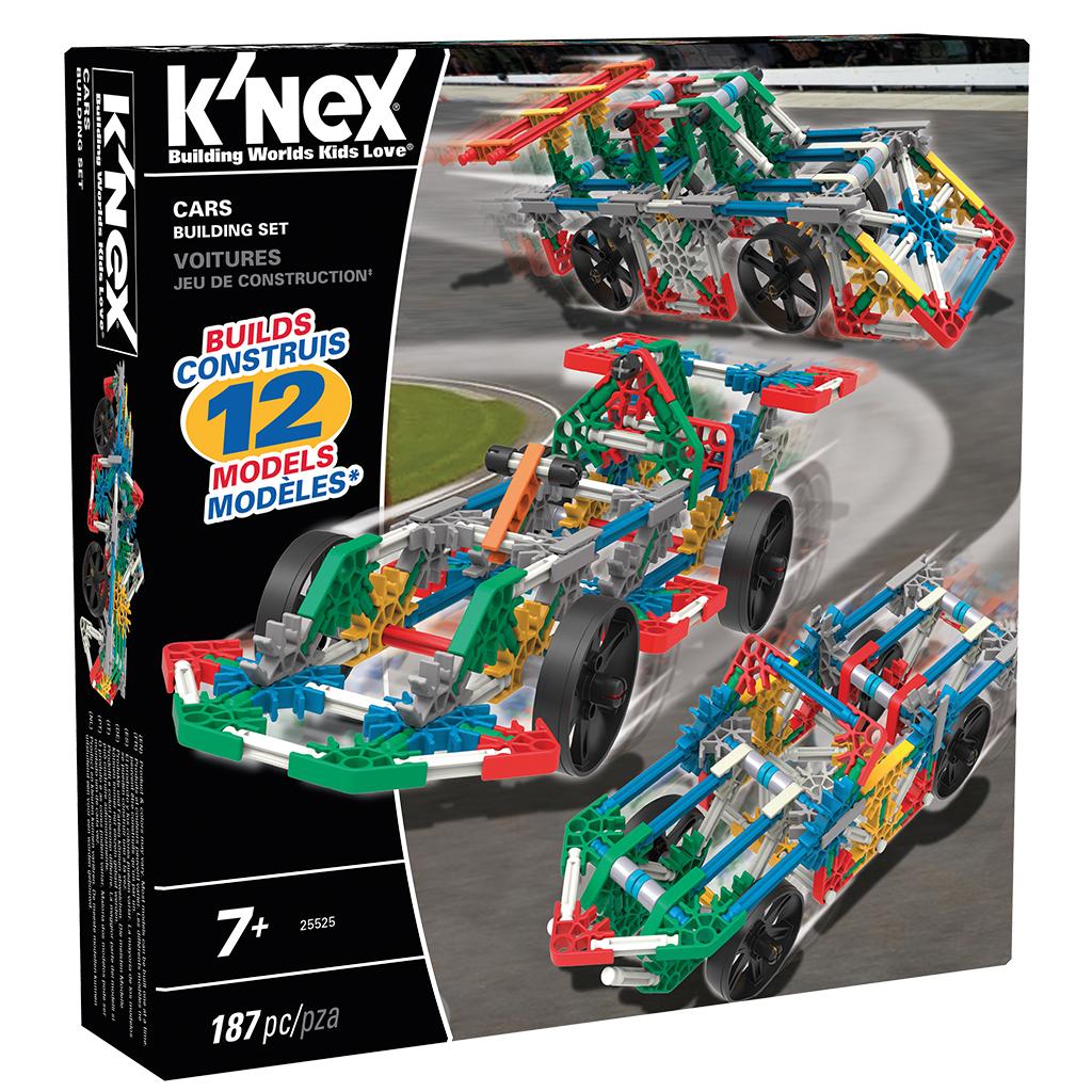 Afbeelding van K'NEX Building Sets - Cars