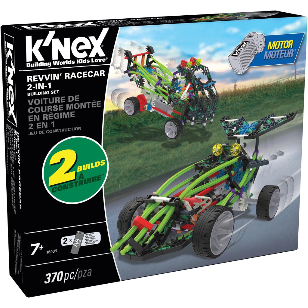 Afbeelding van K'NEX Building Sets - Revvin Racecar 2-In-1