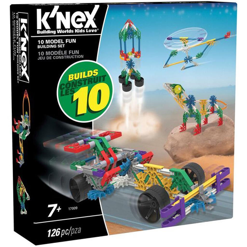 Afbeelding van K'NEX Building Sets - 10 Model