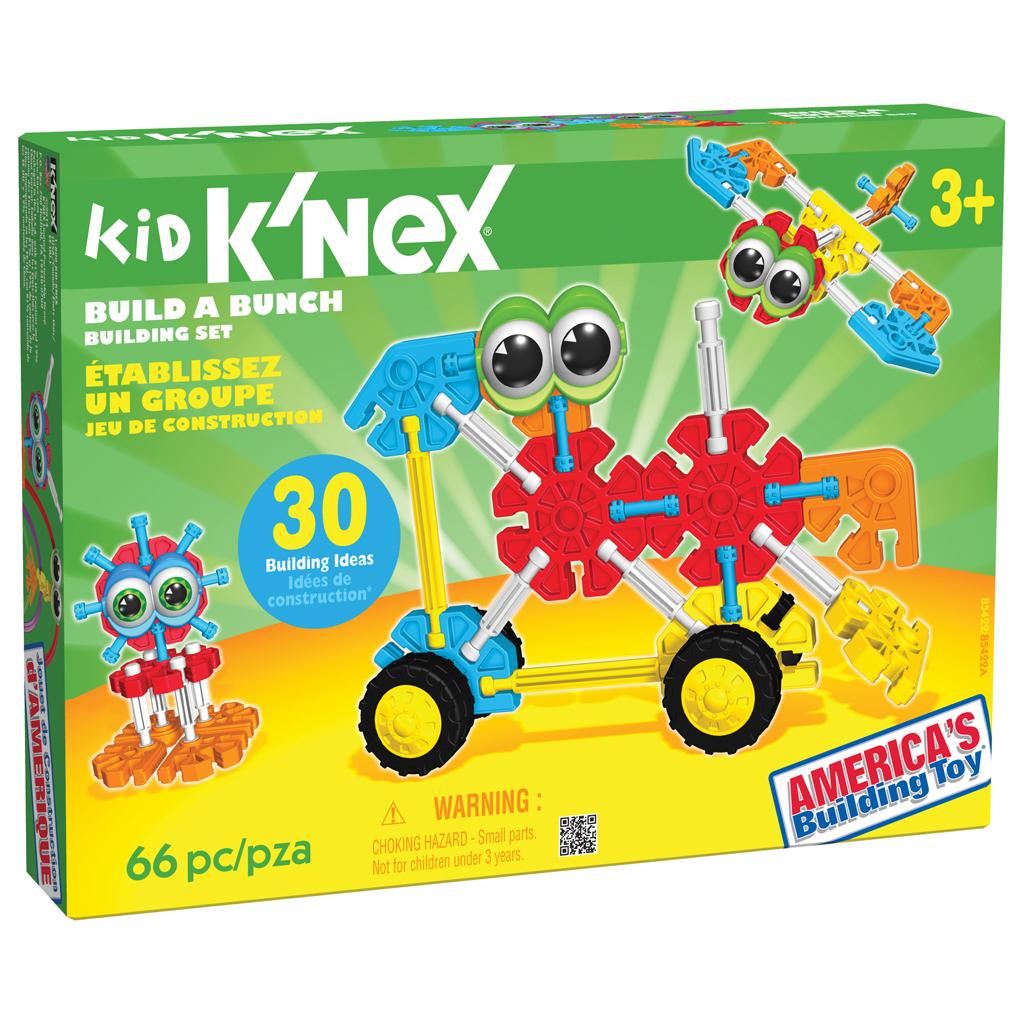 Afbeelding van K'NEX Kid - Build A Bunch
