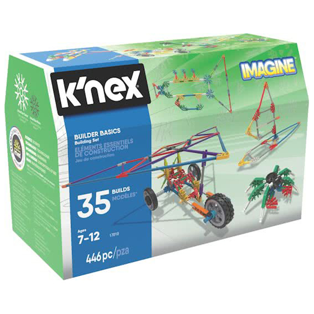 Afbeelding van K'NEX Builder Basics 35 Model Set