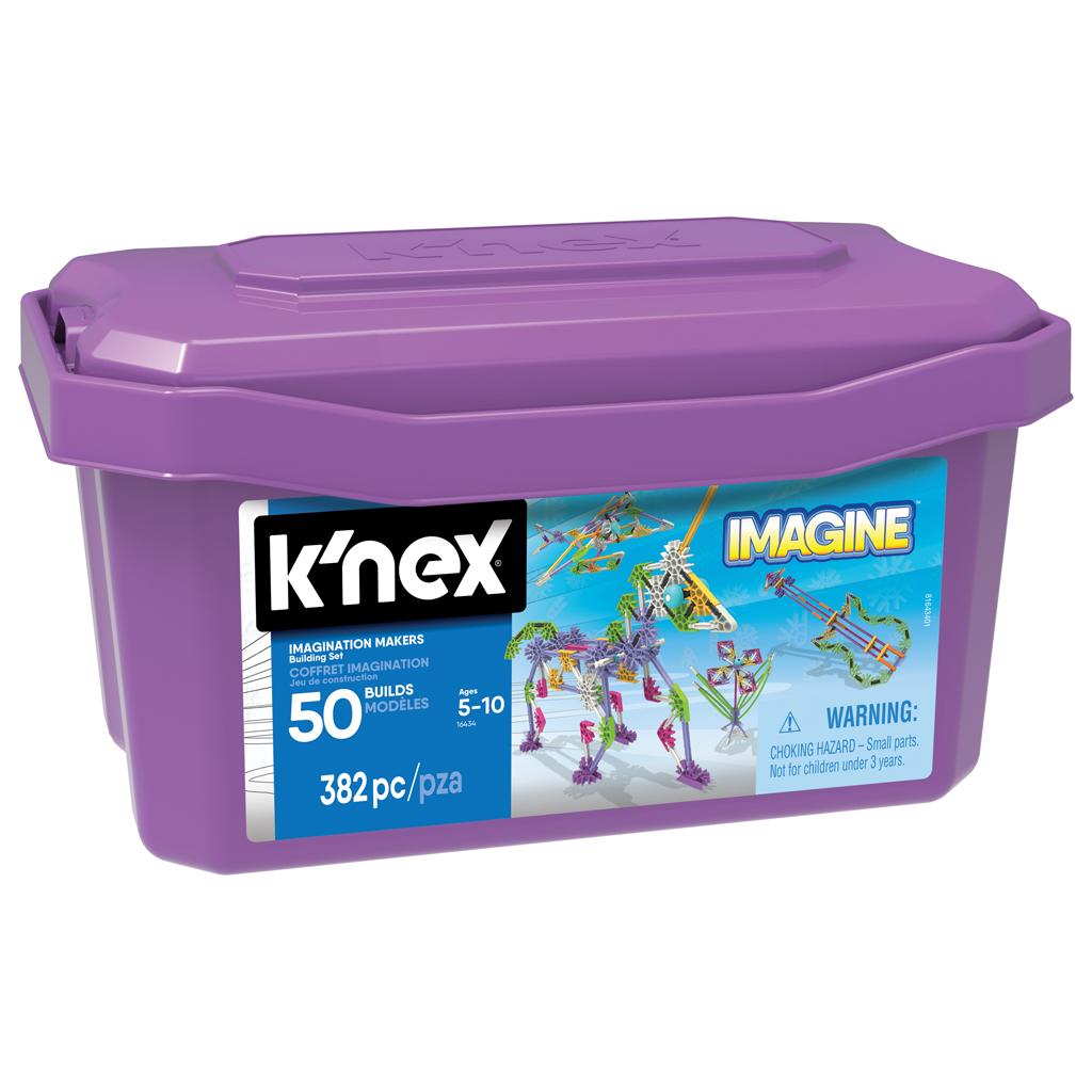 Afbeelding van K'NEX Imagination makers 50 Model