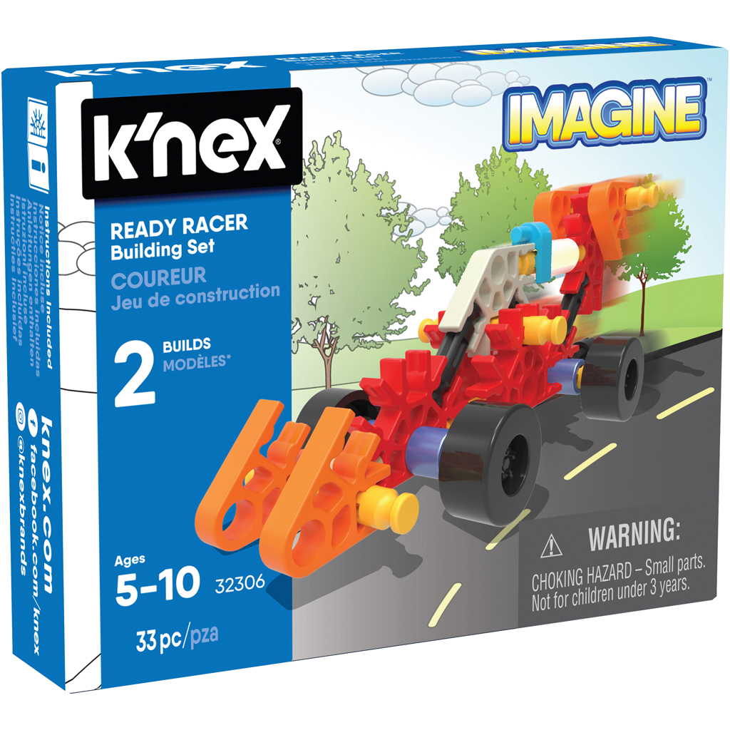 Afbeelding van Knex Building Sets Ready Racer Building Set