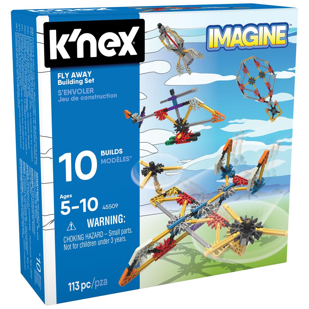 Afbeelding van K'NEXBuilding Sets Fly Away