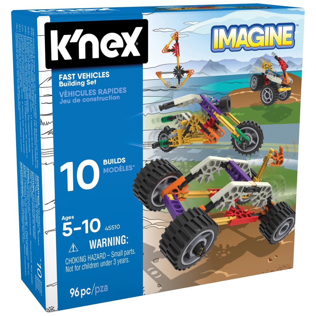 Afbeelding van Knex Building Sets Fast Vehicles