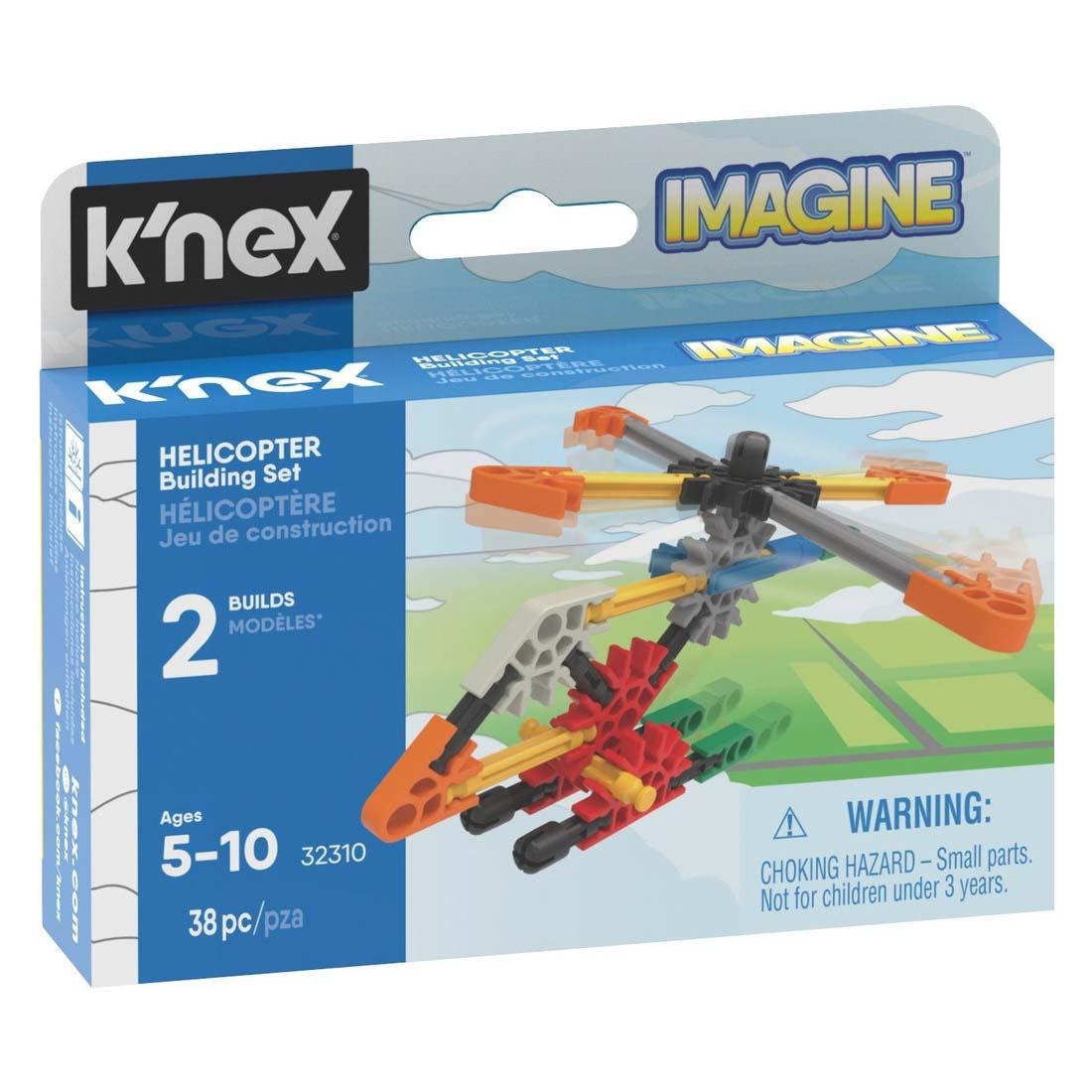 Afbeelding van K'NEX Building Sets Helicopter