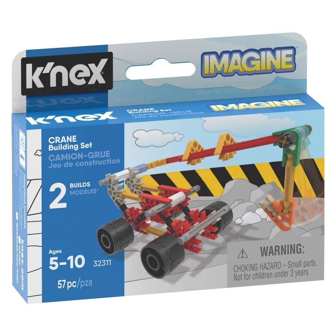 Afbeelding van K'NEX Building Sets Crane