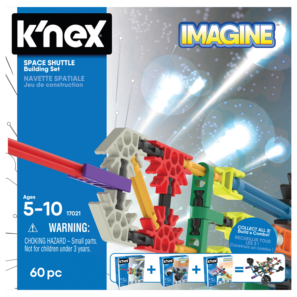 Afbeelding van K'NEX Building Sets Space Shuttle