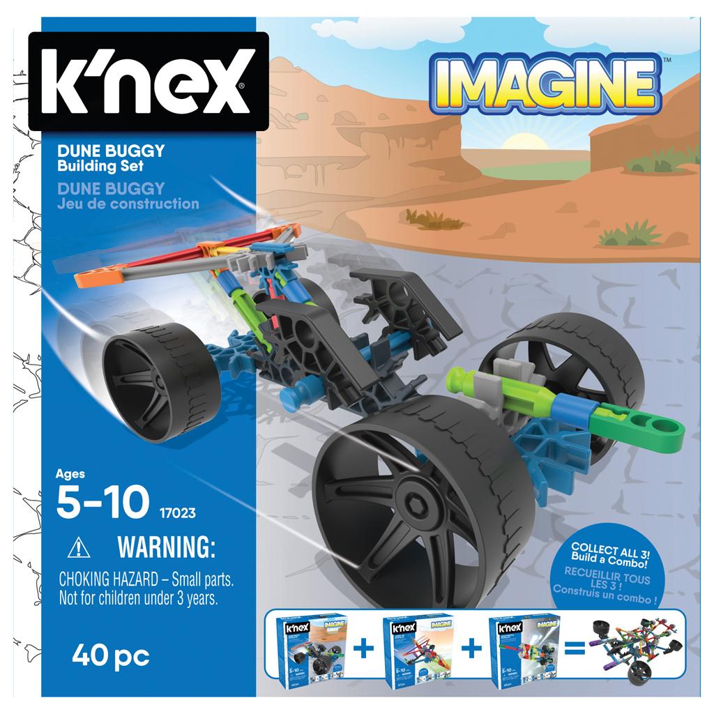 Afbeelding van K'NEX Building Sets Dune Buggy