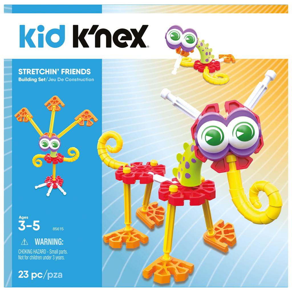 Afbeelding van K'NEX Kid - Stretchin' Pals