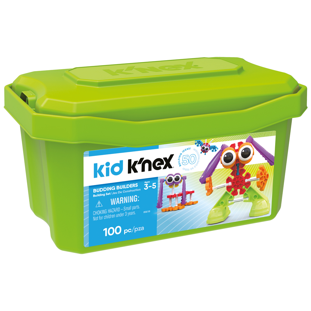 Afbeelding van K'NEX Kid -Budding Builders Tub