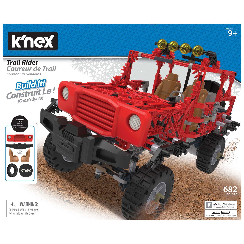 Afbeelding van K'nex Building Sets Trail Rider Building Set