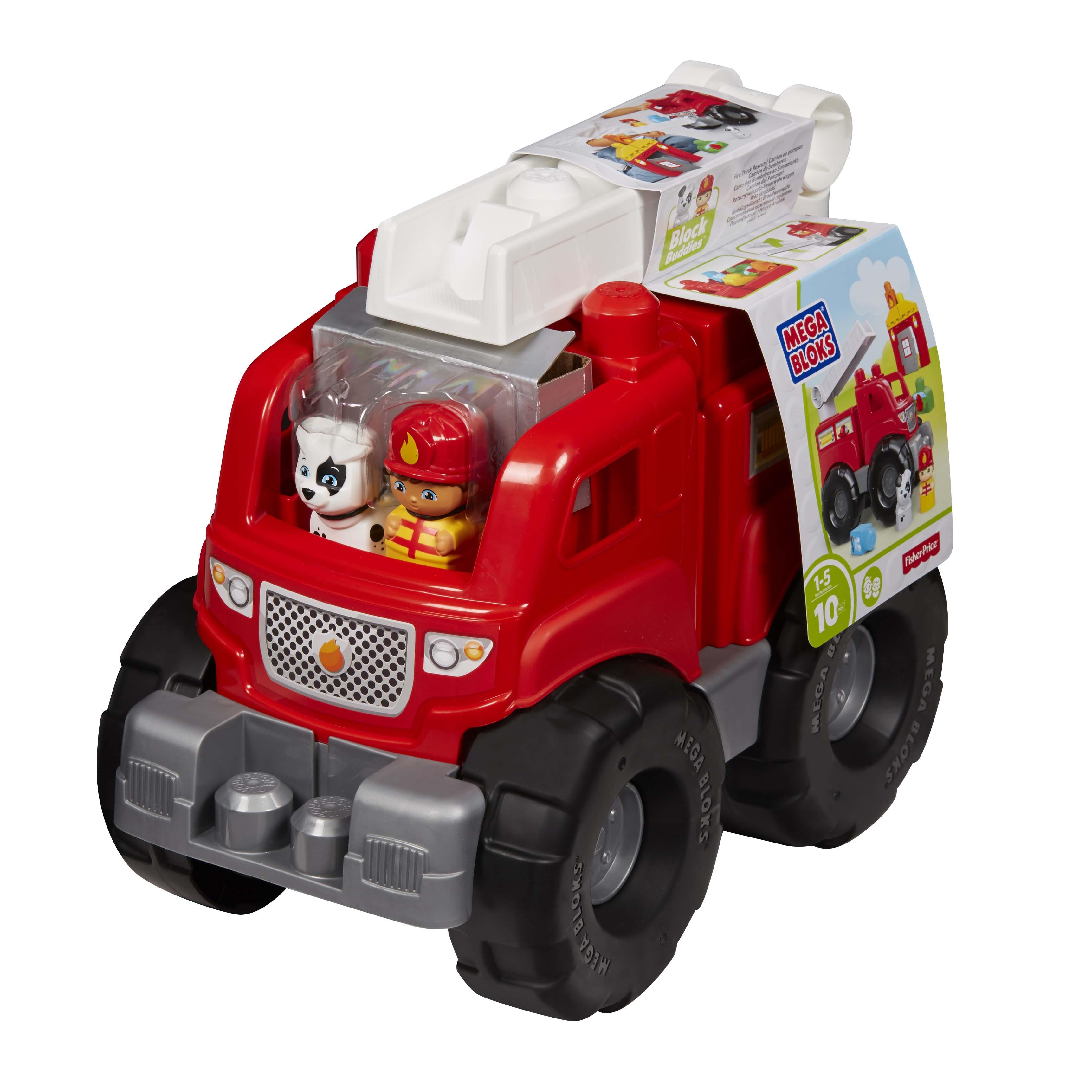 Afbeelding van Megabloks First Fire Truck Rescue