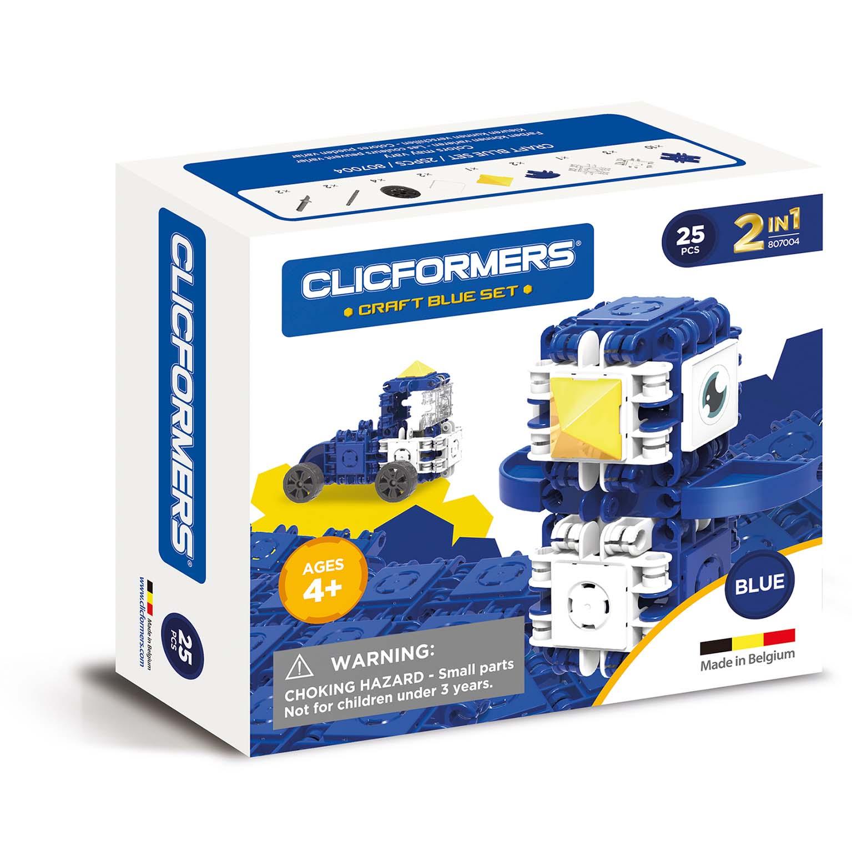 Afbeelding van Clicformers Craft Blue Set 2 In 1