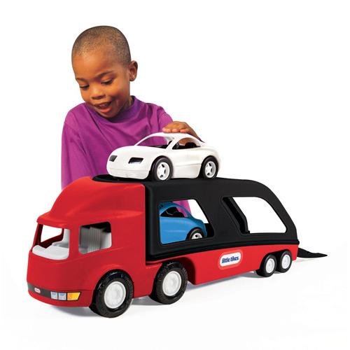 Afbeelding van Little Tikes Autotransporter Exclusief