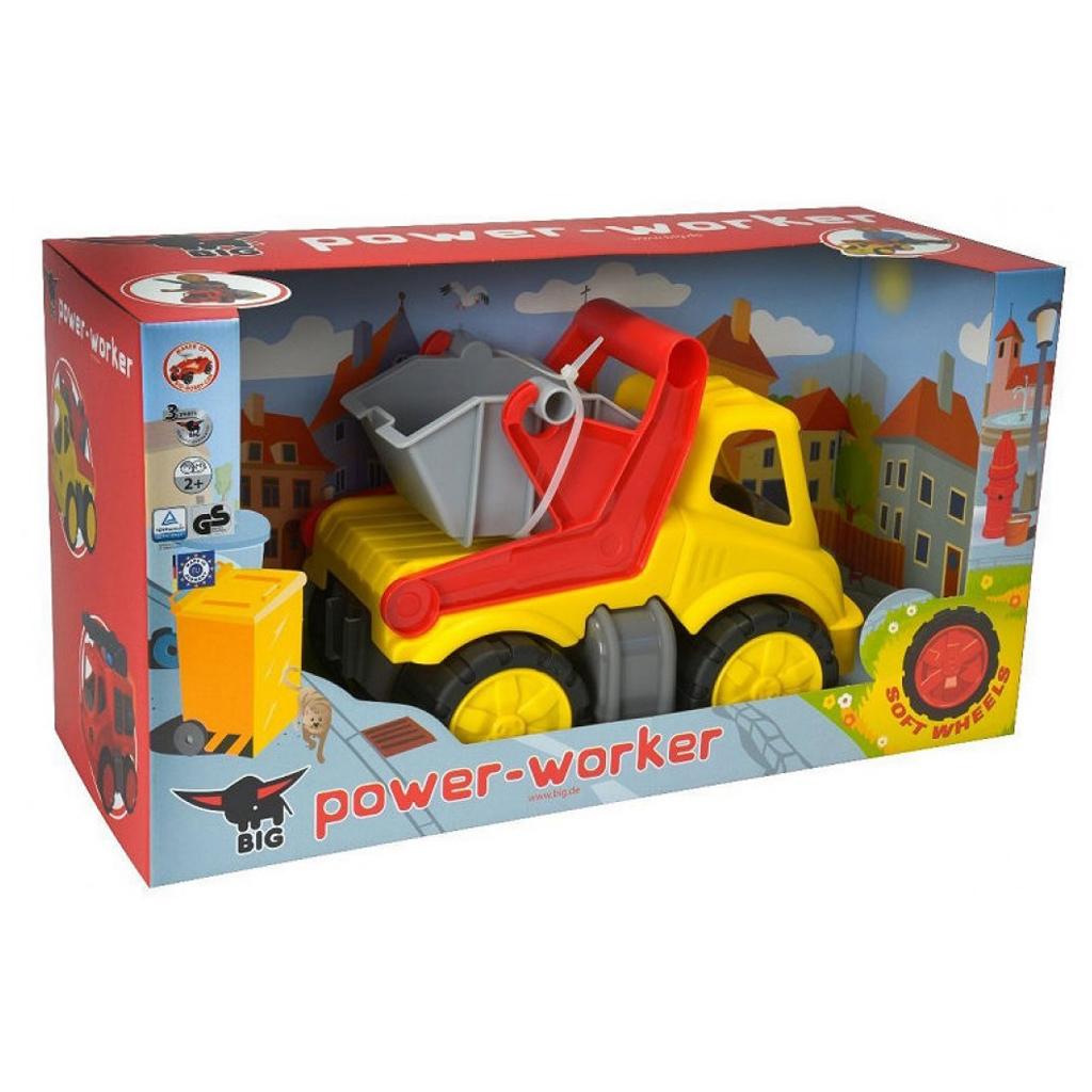 Afbeelding van Truck Big Power Worker Container