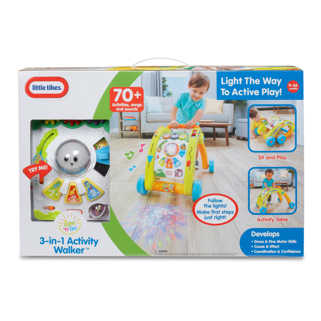Afbeelding van Activity Walker Little Tikes 3 In 1