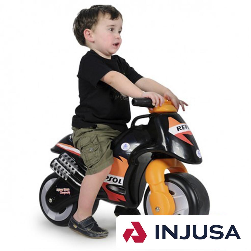 Afbeelding van Loopfiguur Motor Injusa Repsol
