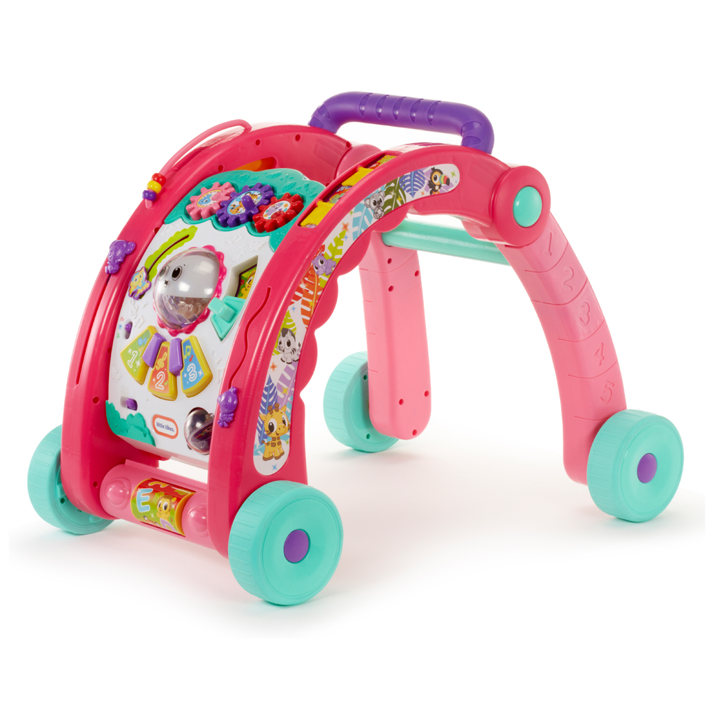 Afbeelding van Activity Walker Little Tikes 3 In 1 Roze