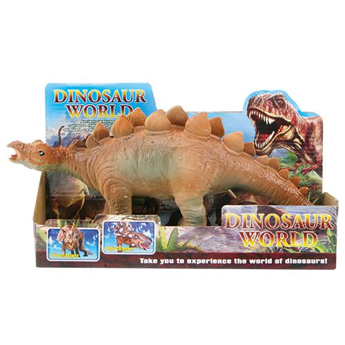 Afbeelding van Speelfiguur Dinosaurus Met Geluid Assorti