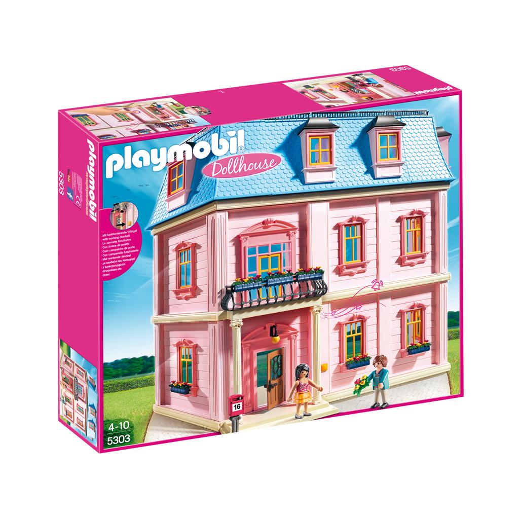 Afbeelding van Playmobil 5303 Herenhuis