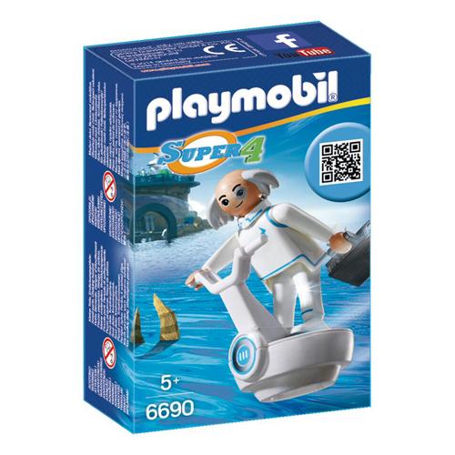 Afbeelding van Playmobil 6690 Super 4 Dr. X