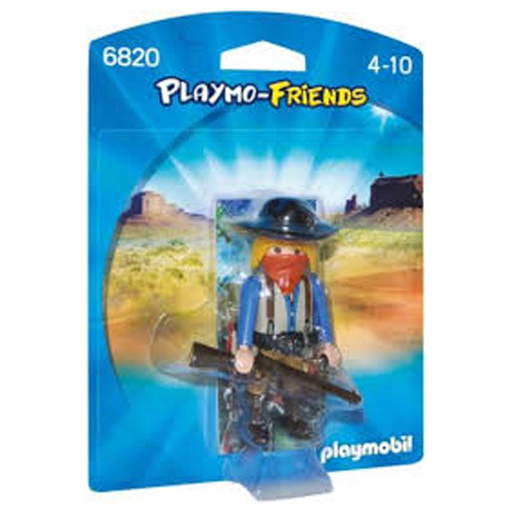 Afbeelding van Playmobil 6820 Gemaskerde Bandiet