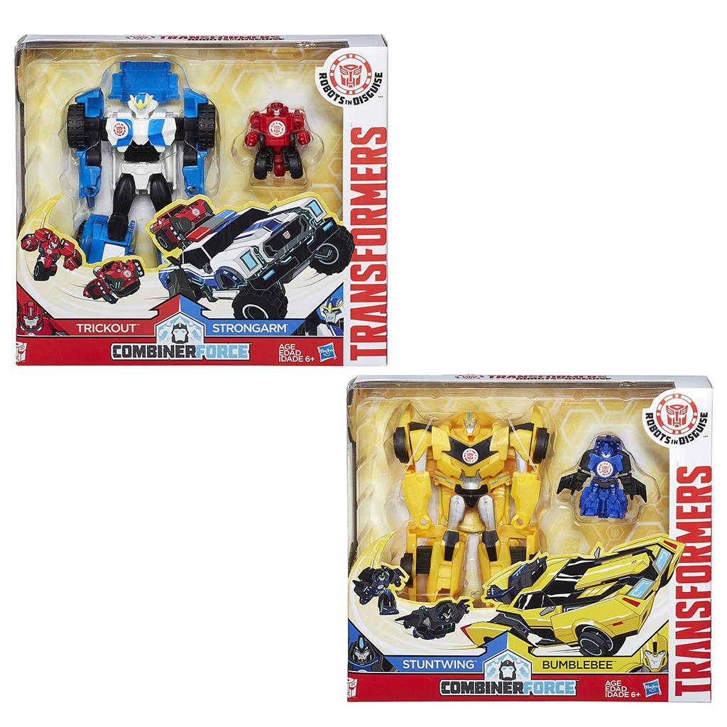 Afbeelding van Actiefiguur Transformers Activator Combiner Pack Assorti