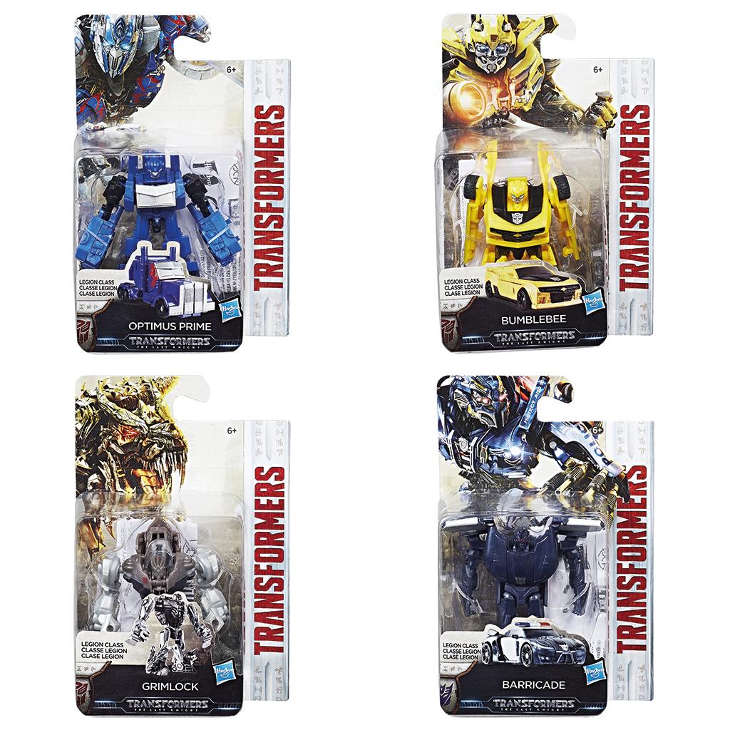 Afbeelding van Actiefiguur Transformers Movie 5 Legion Assorti