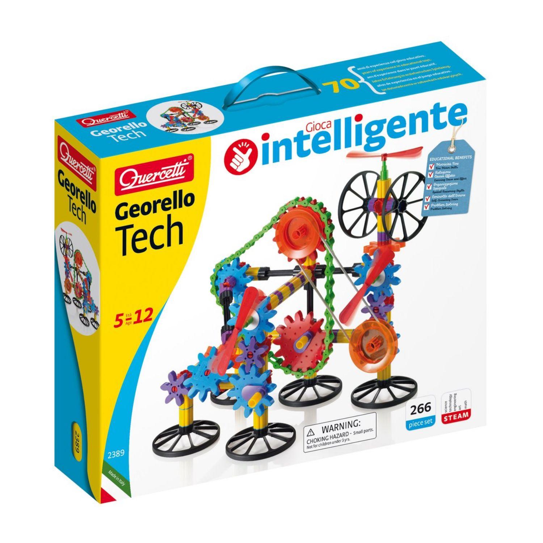 Afbeelding van Georello 3D Gear-Tech