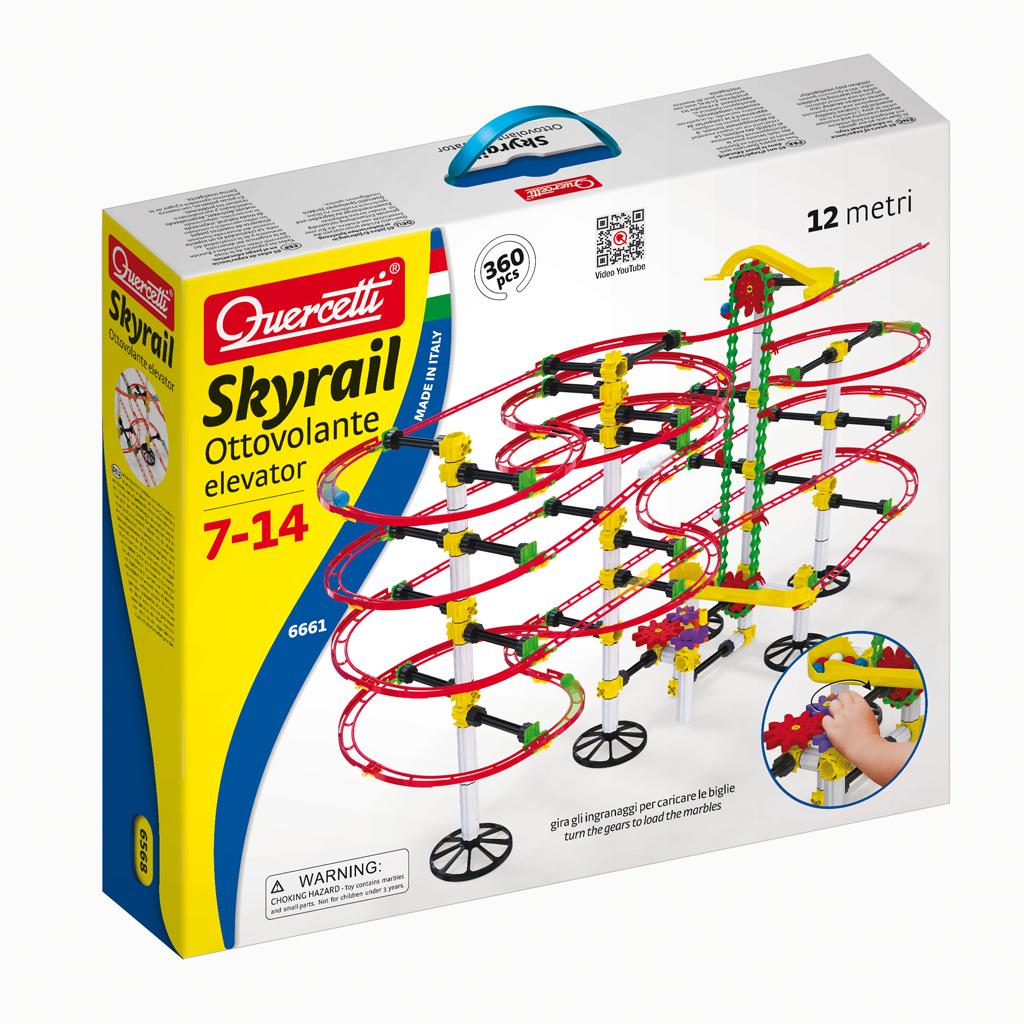 Afbeelding van Knikkerbaan Skyrail Met Lift