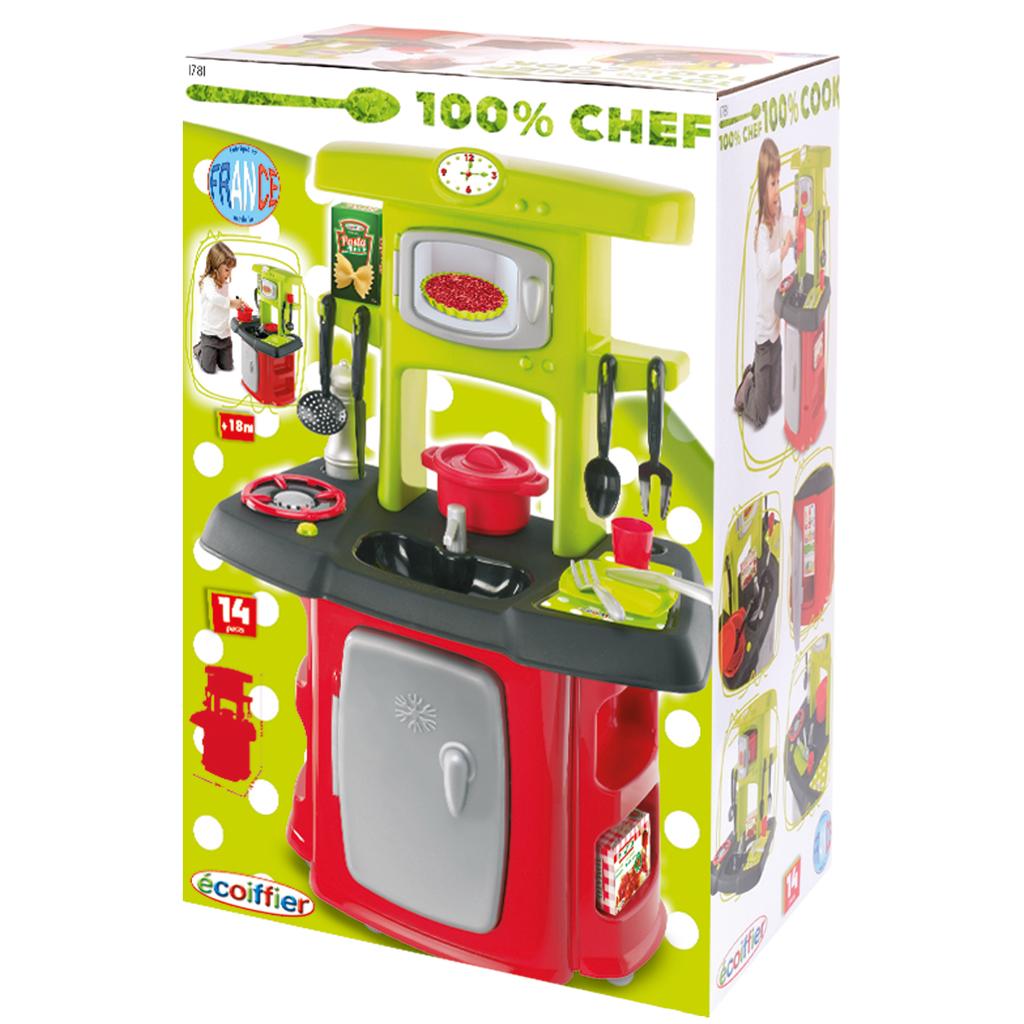Afbeelding van Keuken Ecoiffier 100% Chef Loft