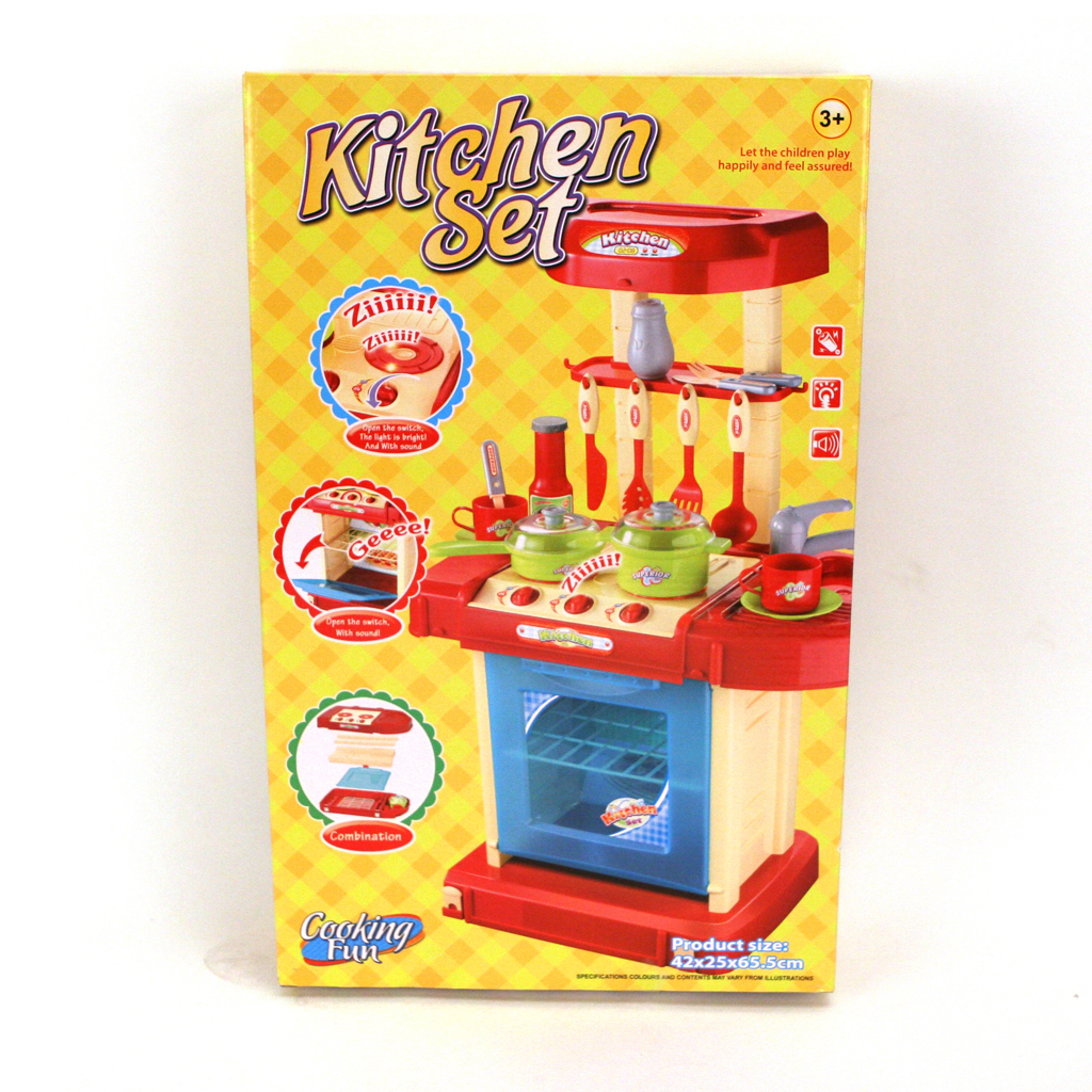 Afbeelding van Keukenset