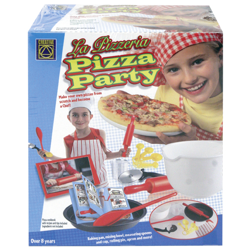Afbeelding van Hobbydoos Pizza Party