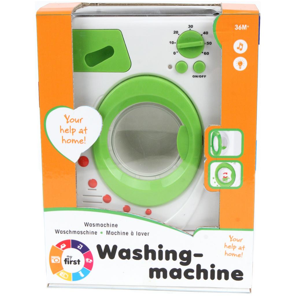 Afbeelding van Mijn Eerste Wasmachine