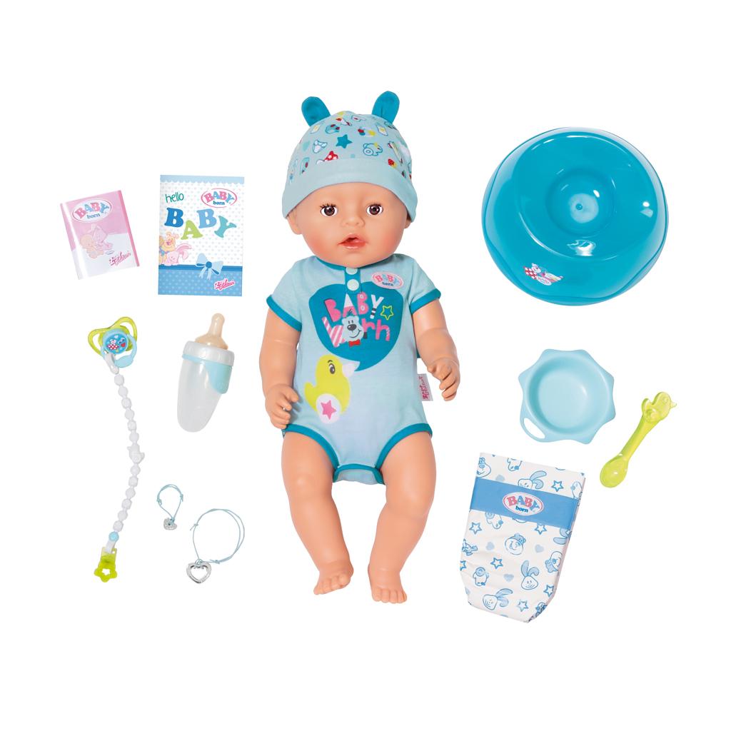 Afbeelding van Baby Born Soft Touch Boy
