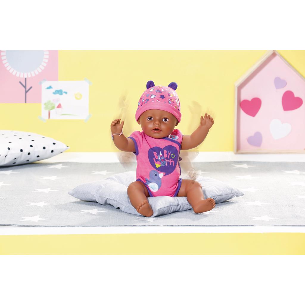Afbeelding van Pop Baby Born Soft Touch Girl (Brown Eyes)
