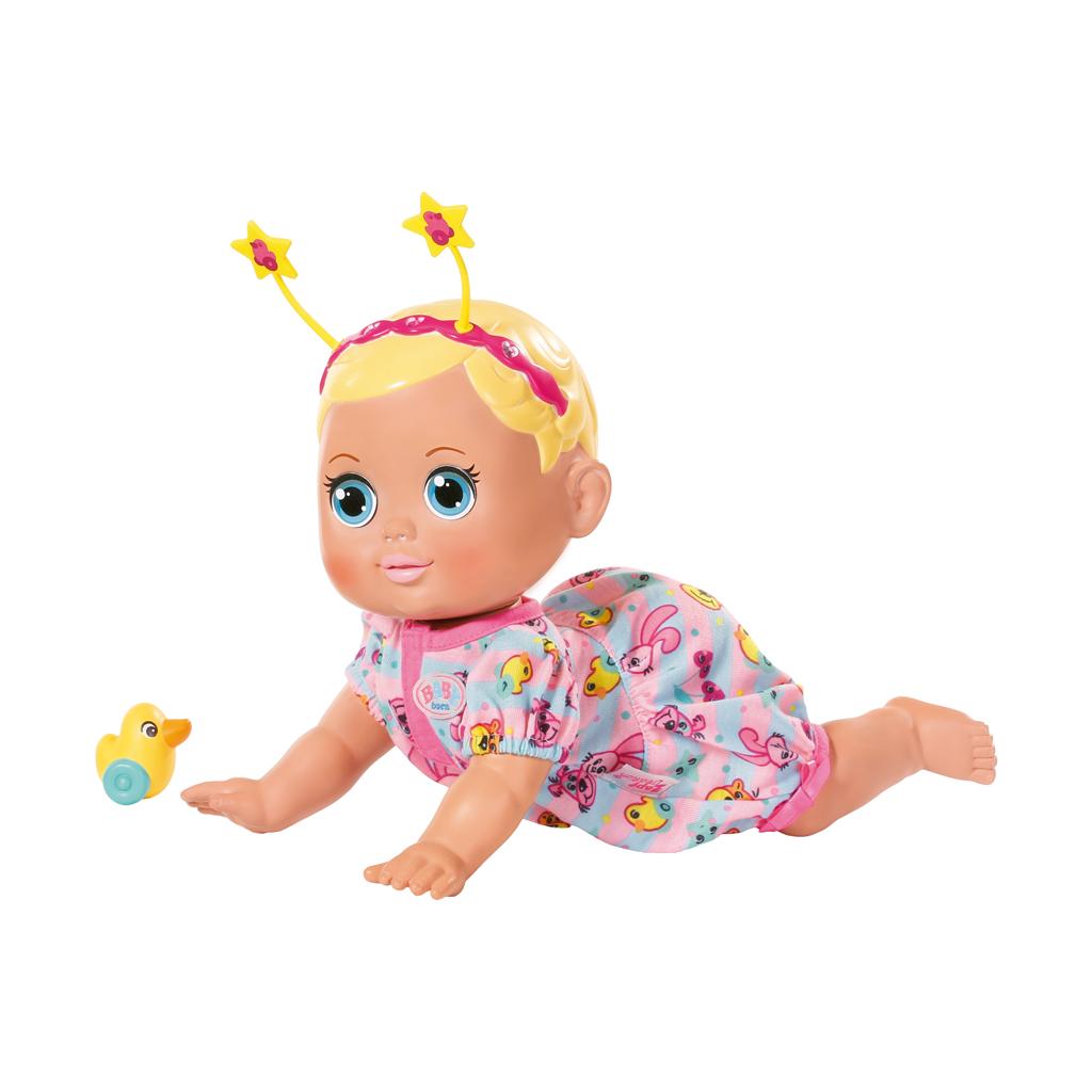 Afbeelding van Baby Born Funny Faces Crawling Baby