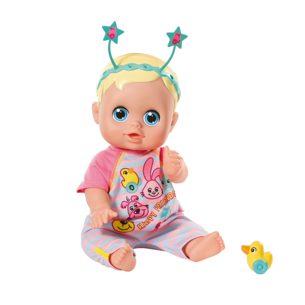 Afbeelding van Baby Born Funny Faces Bouncing Baby
