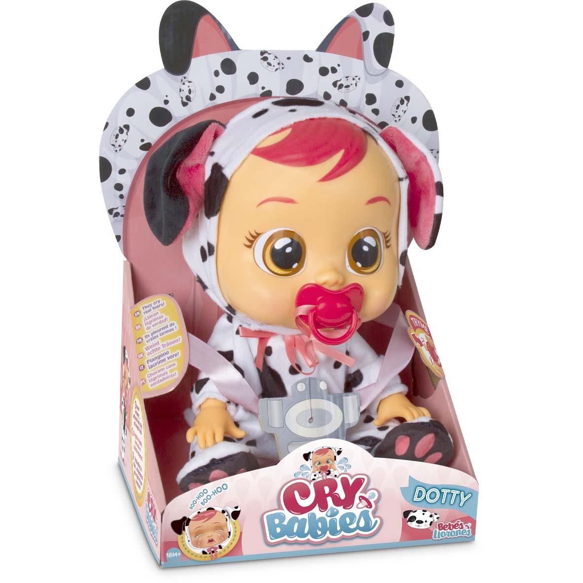 Afbeelding van Cry Babies Dotty