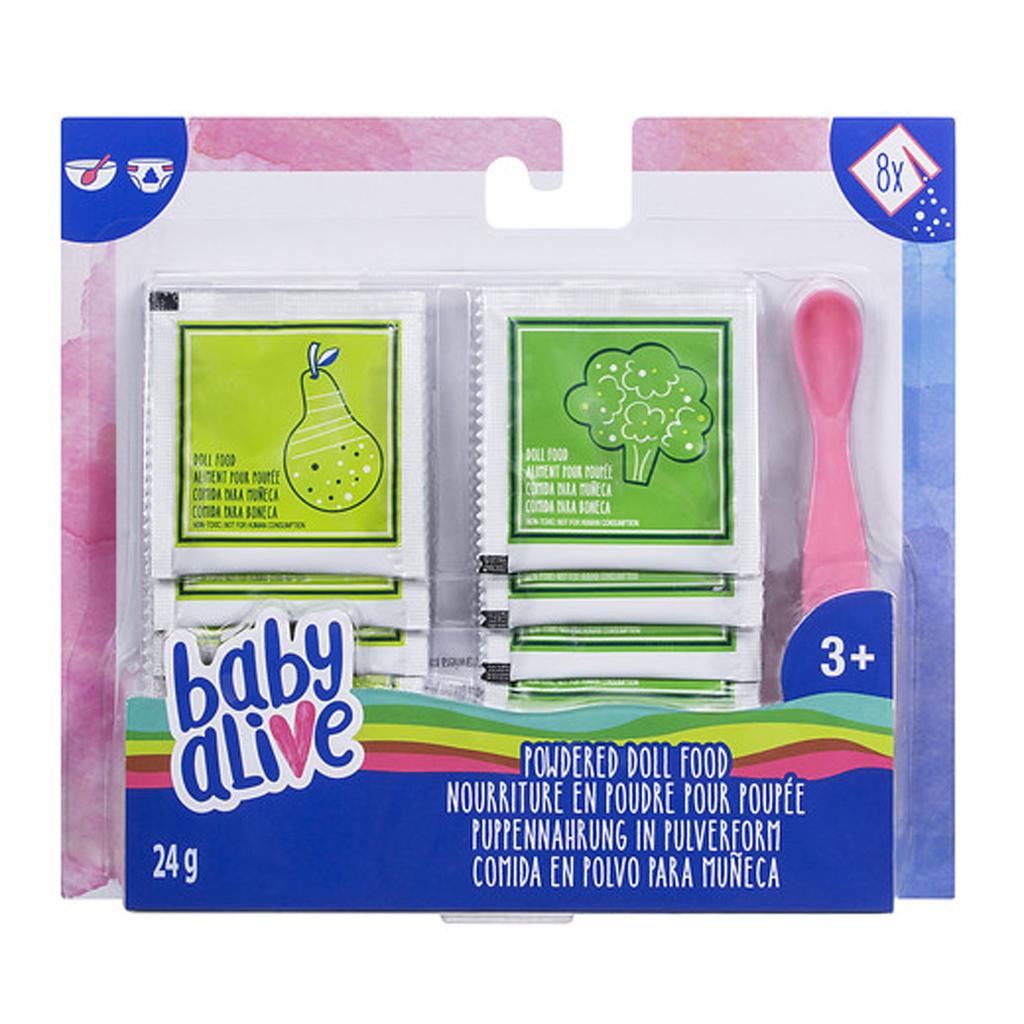 Afbeelding van Baby Alive Babypoeder Refill