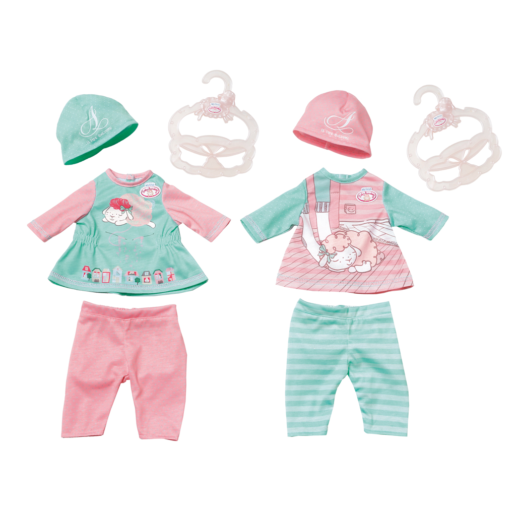 Afbeelding van Annabell My Little Baby Outfit Assorti